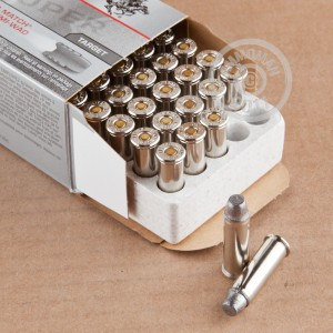 Picture of 38 SPECIAL WINCHESTER SUPER-X 158 GRAIN LSWC (50 ROUNDS)