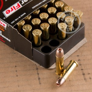 Picture of 38 Special - 110 Grain Frangible HP - SinterFire Special Duty - 20 Rounds