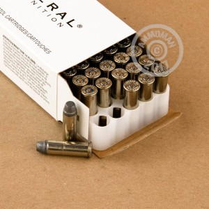 Picture of 38 SPECIAL FEDERAL WADCUTTER 158 GRAIN SWC (50 ROUNDS)