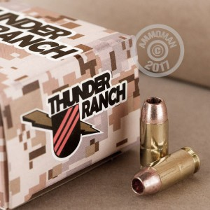 Picture of 40 S&W CORBON THUNDER RANCH DPX 140 GRAIN SCHP (20 ROUNDS)