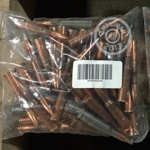 Picture of 7.62x54R MIXED STEEL AND ALUMINUM PLATED (50 ROUNDS)