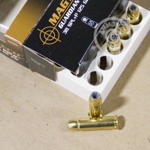 Picture of 38 SPECIAL +P MAGTECH GUARDIAN GOLD 125 GRAIN JHP (20 ROUNDS)
