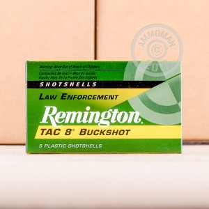 "Picture of 12 GAUGE REMINGTON EXPRESS TAC 8 2-3/4"" 00 BUCK (250 ROUNDS)"