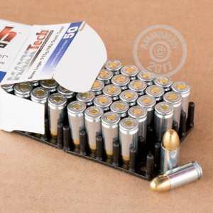 Picture of 9MM LUGER MAXXTECH 115 GRAIN FMJ (50 ROUNDS)