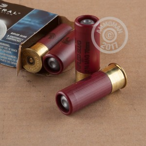 "Picture of 12 GAUGE FEDERAL POWER-SHOK 2-3/4"" 1-1/4OZ TRUBALL SLUG (5 ROUNDS)"
