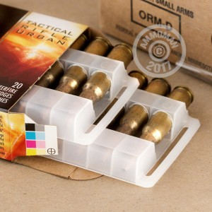 Picture of 7.62X51MM FEDERAL PREMIUM 125 GRAIN OTM (200 ROUNDS)