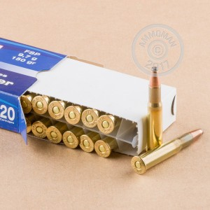 Picture of 30-30 PRVI PARTIZAN 150 GRAIN FSP (500 ROUNDS)