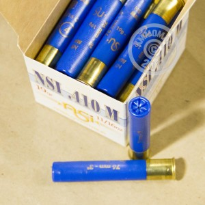 "Picture of 410 BORE NOBELSPORT 3"" #4 SHOT (25 ROUNDS)"