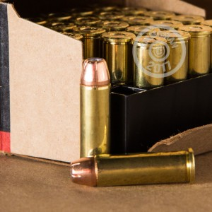 Picture of 38 SPECIAL HORNADY CUSTOM XTP 158 GRAIN JHP (25 ROUNDS)