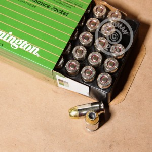 Picture of 45 ACP REMINGTON GOLDEN SABER 230 GRAIN JHP (25 ROUNDS)