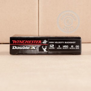 "Picture of 12 GAUGE WINCHESTER DOUBLE X 3"" 00 BUCK (250 ROUNDS)"