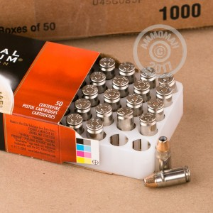 Picture of 357 SIG FEDERAL PERSONAL DEFENSE 125 GRAIN JHP (50 ROUNDS)