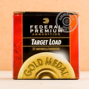 ammo made by Federal with a 2-1/2