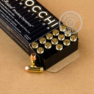 Picture of .40 S&W FIOCCHI SHOOTING DYNAMICS 180 GRAIN CMJ (1000 ROUNDS)