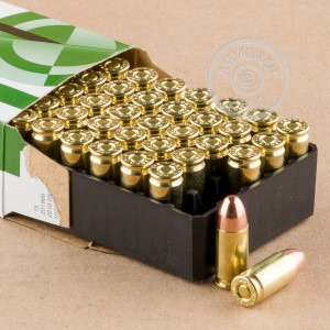 Picture of 9MM LUGER REMINGTON UMC 115 GRAIN MC (50 ROUNDS)