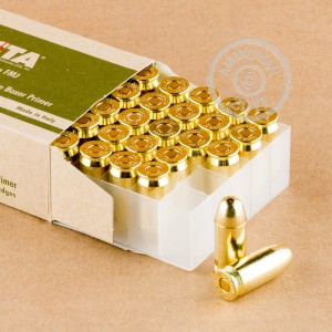 Picture of 45 ACP - 230 gr FMJ - Fiocchi Perfecta - 50 Rounds