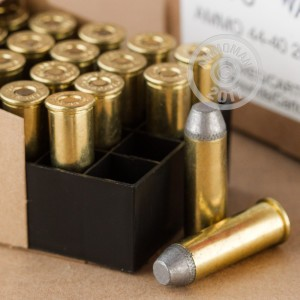 Picture of 44-40 WINCHESTER HORNADY COWBOY 205 GRAIN LFN (20 ROUNDS)