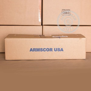 Picture of 38 SUPER ARMSCOR 125 GRAIN FULL METAL JACKET (50 ROUNDS)