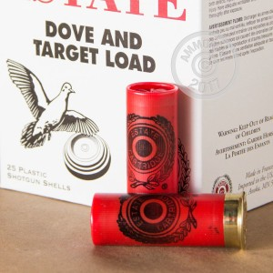 "Picture of 12 GAUGE ESTATE DOVE AND TARGET LOAD 2-3/4"" 1-1/8 OZ. #8 LEAD SHOT (250 ROUNDS)"