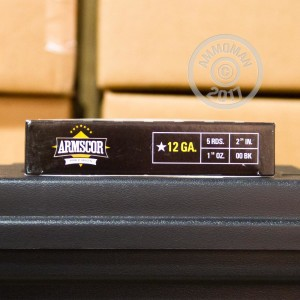 """Picture of 12 GAUGE ARMSCOR 2-3/4"""" 00 BUCK (5 ROUNDS)"""