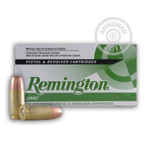 Picture of 9MM REMINGTON UMC 147 GRAIN FMJ (500 ROUNDS)