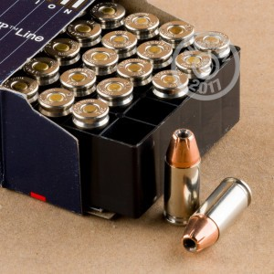Picture of 9MM LUGER FIOCCHI XTP 115 GRAIN JHP (500 ROUNDS)