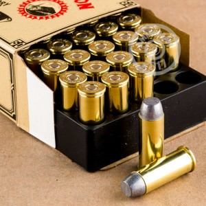 Picture of 44 SPECIAL BLACK HILLS AMMUNITION 210 GRAIN LEAD FLAT POINT (50 ROUNDS)