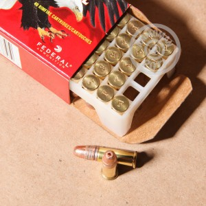 Picture of 22 LR FEDERAL AMERICAN EAGLE 38 GRAIN HP (40 ROUNDS)