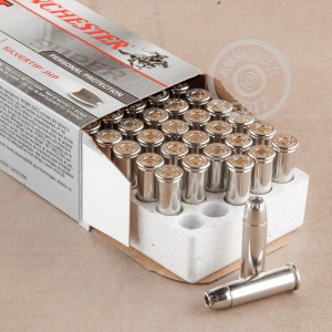 Picture of 38 SPECIAL +P WINCHESTER SUPER-X 125 GRAIN SILVERTIP JHP (500 ROUNDS)