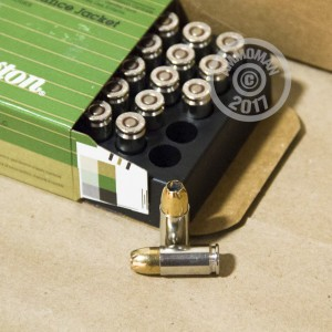 Picture of 9MM +P REMINGTON GOLDEN SABER 124 GRAIN JHP (25 ROUNDS)