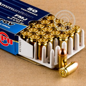 Photo of 9x18 Makarov FMJ ammo by Prvi Partizan for sale at AmmoMan.com.