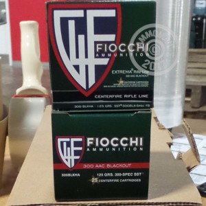 Picture of 300 AAC BLACKOUT FIOCCHI EXTREMA 125 GRAIN SST (500 ROUNDS)