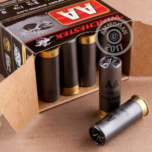 "Picture of 12 GAUGE WINCHESTER AA SPORTING CLAY 2-3/4"" 1 1/8 OUNCE #9 SHOT (25 ROUNDS)"
