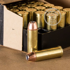 Picture of 44 MAGNUM HORNADY CUSTOM XTP 240 GRAIN JHP (20 ROUNDS)