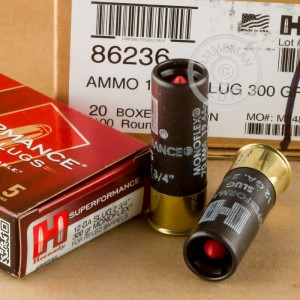 ammo made by Hornady with a 2-3/4