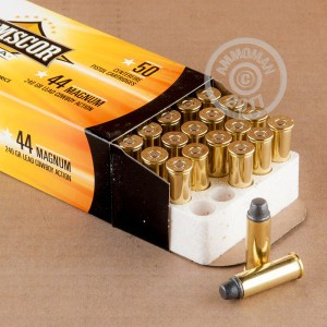 Picture of 44 MAGNUM ARMSCOR 240 GRAIN SWC (400 ROUNDS)