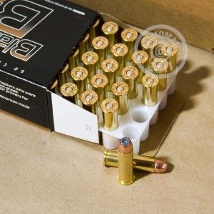 Picture of 357 MAGNUM CCI BLAZER BRASS 158 GRAIN JHP (1000 ROUNDS)