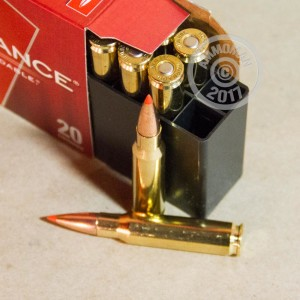 Picture of 308 WIN HORNADY SUPERFORMANCE SST 150 GRAIN PT (20 ROUNDS)