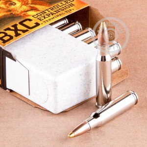 Picture of 308 - 168 Grain Brass Tip Boat tail - Browning BXC Upland Game - 20 Rounds