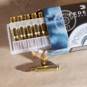 Picture of .308 WINCHESTER FEDERAL POWER-SHOK 150 GRAIN SP (20 ROUNDS)