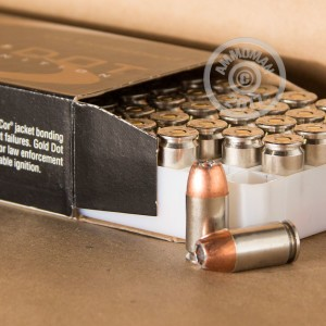Picture of .45 GAP SPEER GOLD DOT 200 GRAIN JHP (50 ROUNDS)