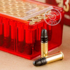Picture of 22 LR CCI GIFT PACK 40 Grain LRN (100 ROUNDS)