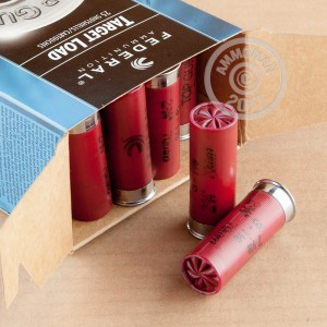 "Picture of 12 GAUGE 2 3/4"" FEDERAL TOP GUN 1 1/8 OZ #7.5 LEAD SHOT (250 ROUNDS)"