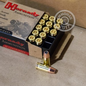 Picture of 9MM LUGER HORNADY CUSTOM 147 GRAIN XTP JHP (250 ROUNDS)