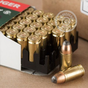 Picture of 9MM LUGER SELLIER & BELLOT 124 GRAIN SP (50 ROUNDS)