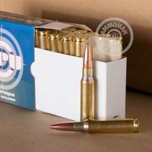 Picture of 308 PRVI PARTIZAN 168 GRAIN MATCH FULL METAL JACKET (500 ROUNDS)