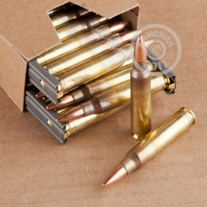 Picture of 5.56x45MM FEDERAL 55 GRAIN XM193 FULL METAL JACKET (420 ROUNDS)