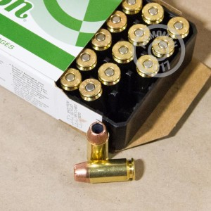 Picture of .40 S&W REMINGTON UMC 180 GRAIN JHP (500 ROUNDS)
