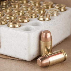 Picture of 380 ACP WINCHESTER 95 GRAIN FMJ (50 ROUNDS)