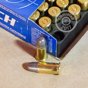 Picture of 38 SPECIAL SHORT MAGTECH 125 GRAIN LRN (50 ROUNDS)